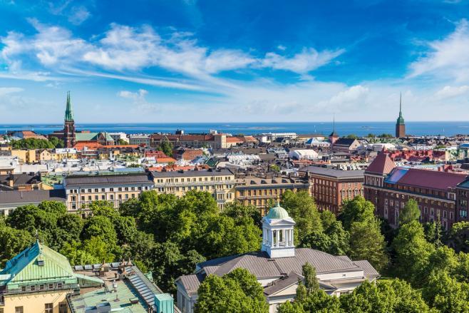 フィンランド短期交換留学